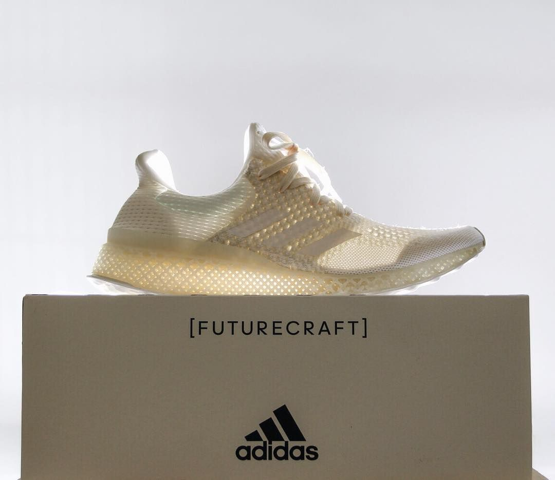 adidas Futurecraft: The Ultimate 3D Printed Personalized