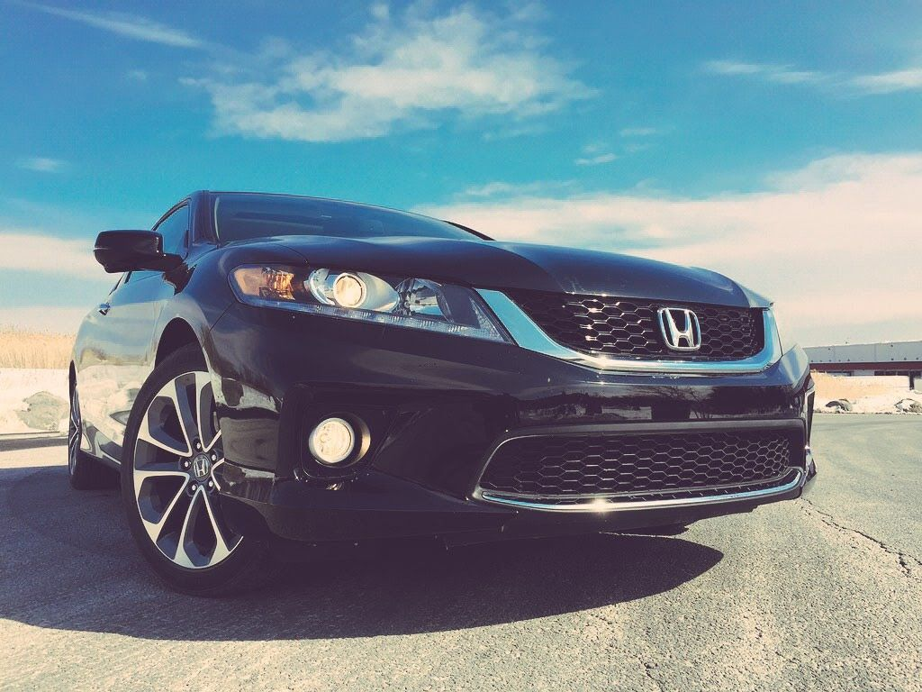 2015 Honda Accord Coupe V6 Review by