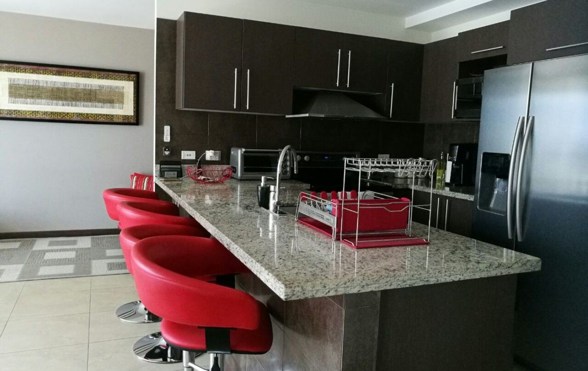 1 bedroom with loft for rent  Furnished Torres del Paseo Colon  bedroom condo for rent This