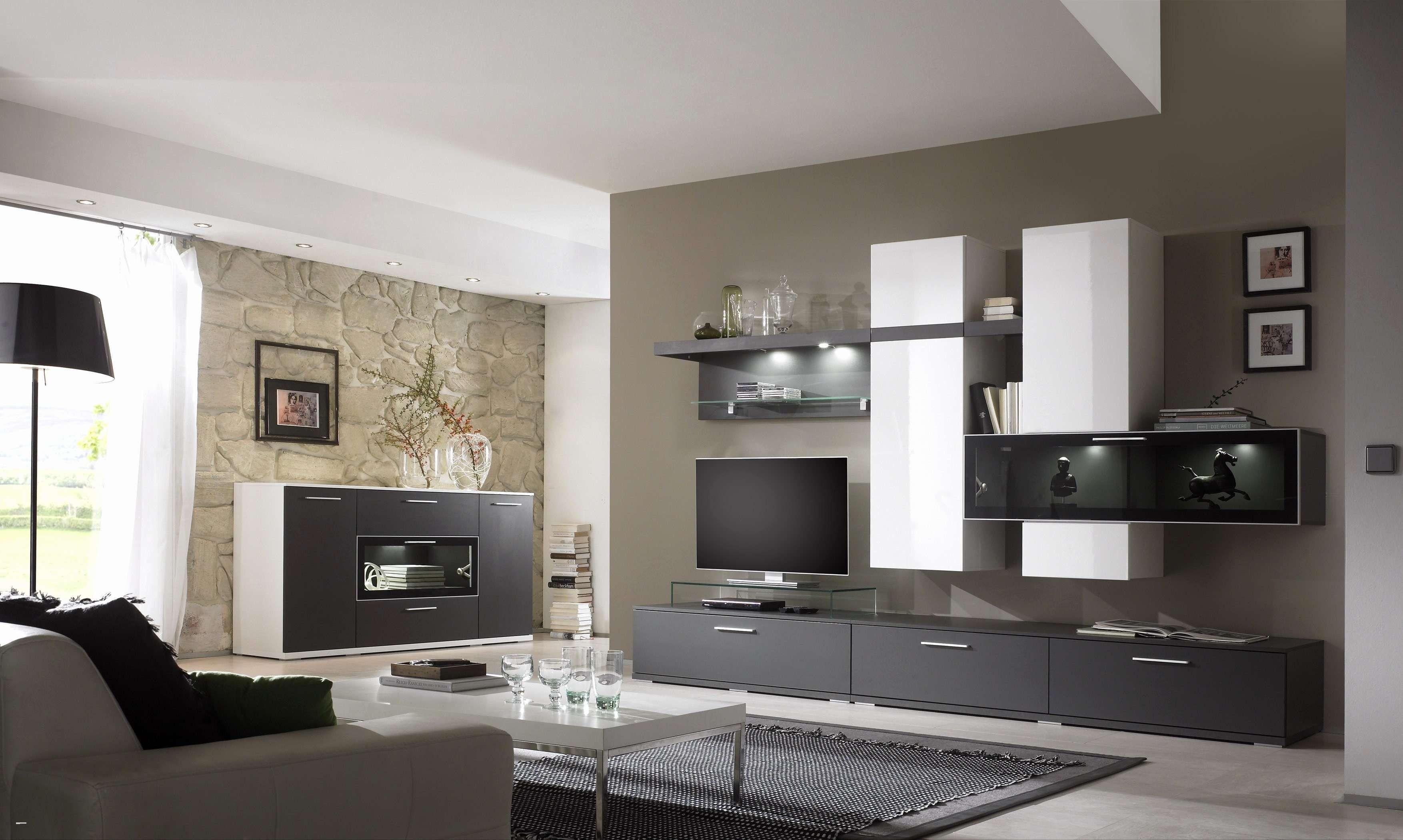 Wohnwand Modern Eiche Wohnzimmerschrank Modern Wohnzimmer