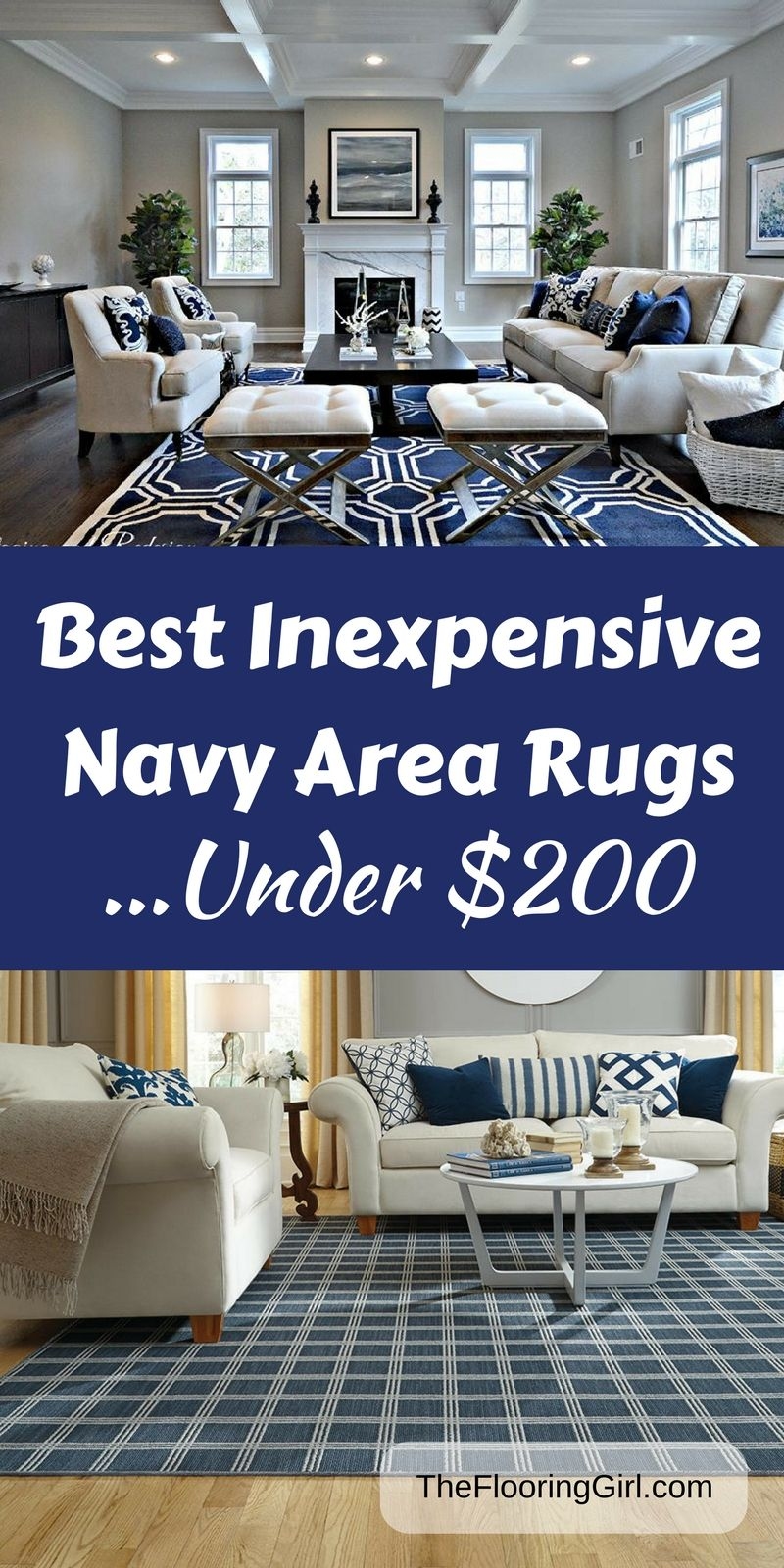 where to buy inexpensive navy area rugs best of the flooring girl