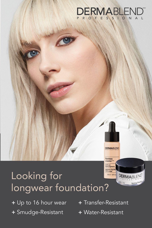 Dermablend's Flawless Creator™ Liquid Foundation Drops