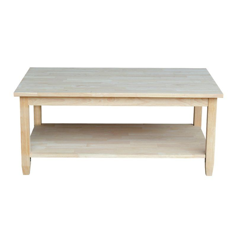 20+ Unfinished wooden coffee table ideas in 2021