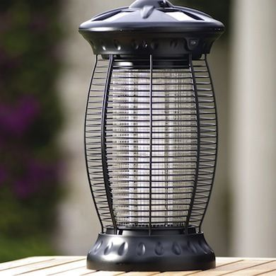 8 High Tech Bug Zappers For Your Backyard Bug Zappers Pest Control Natural Pest Control