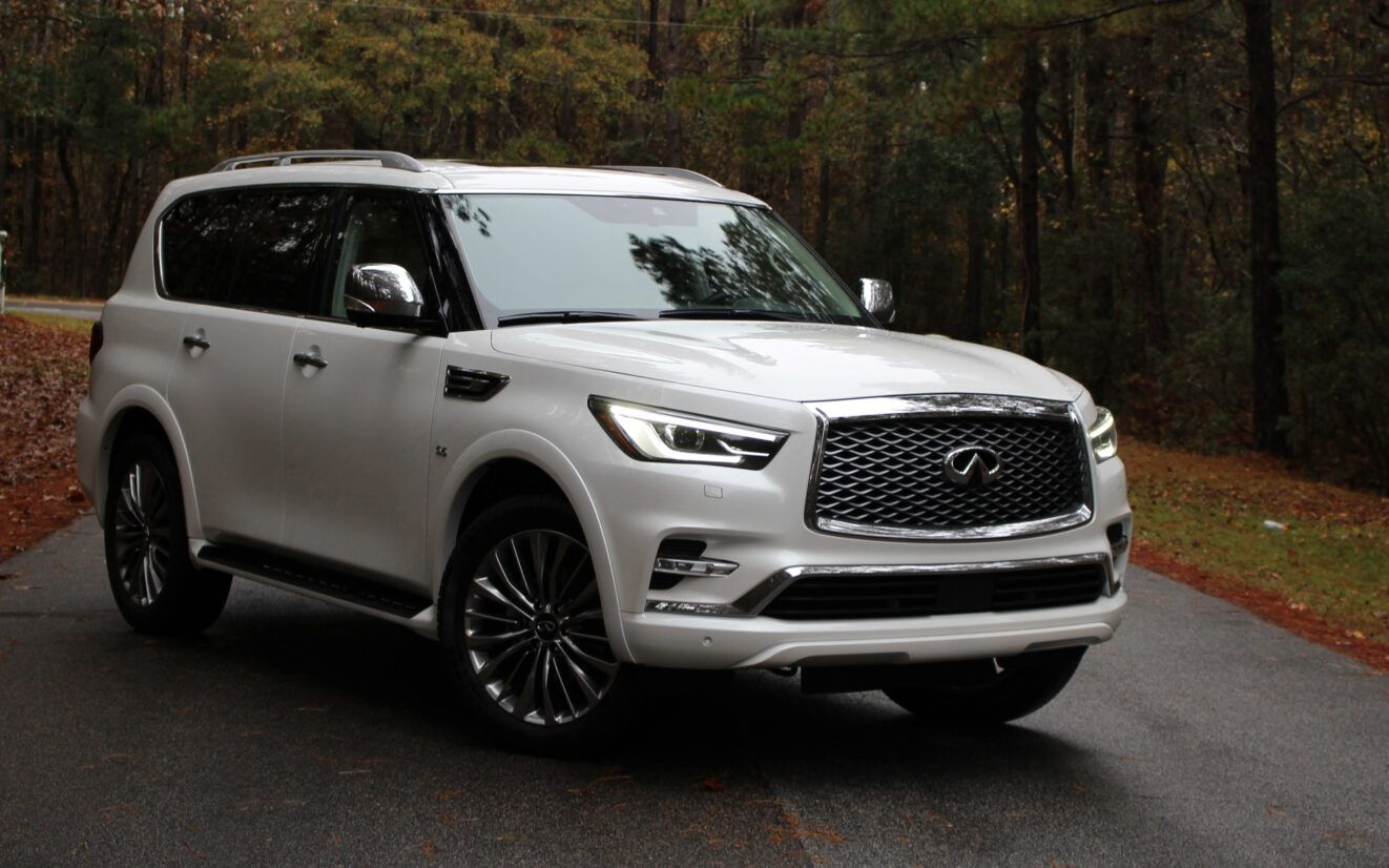 2021 Infiniti QX80: Here's What We Think it Will Look Like ...