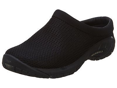 New MERRELL Black Ecore Breeze 3 Clog Size 8
