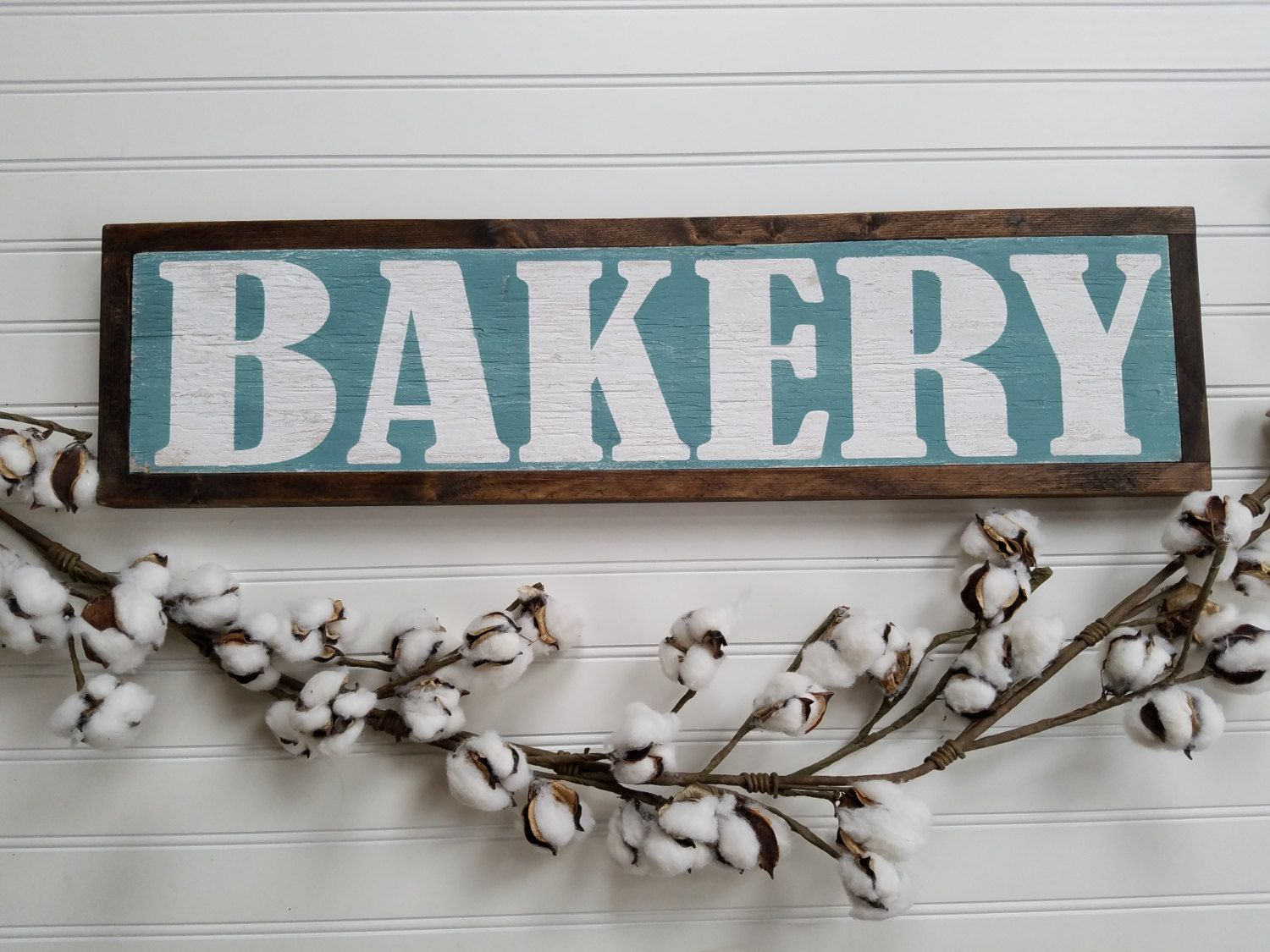 Bakery Sign - Wood Signs - Wooden Signs - Kitchen Decor - Kitchen ...
