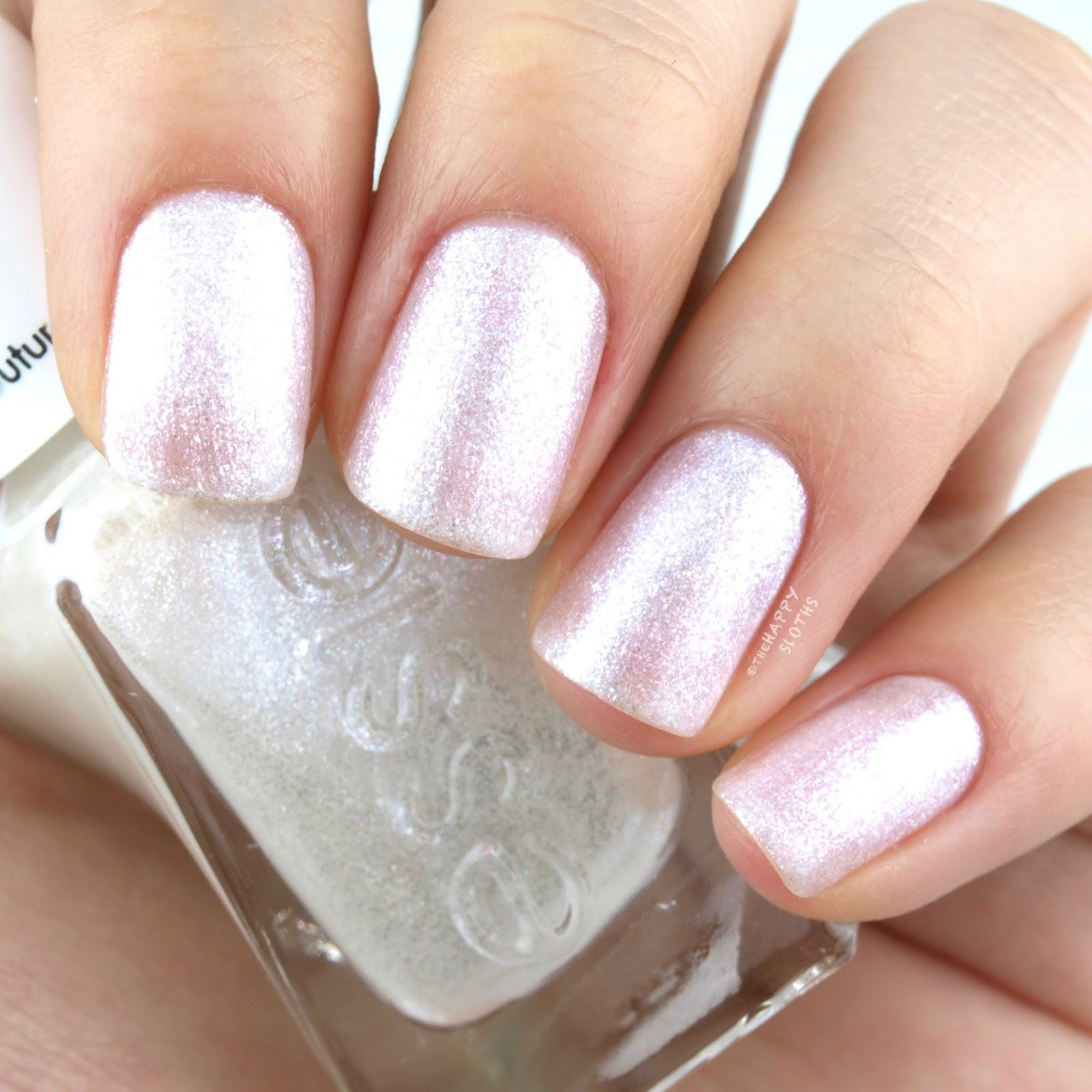 Bridal Gel Nail Polish: Essie Gel Couture Bridal 2017 Collection: Review And