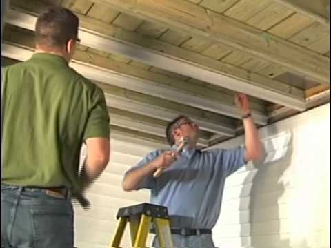 Composite Decking Railing Installation Videos Timbertech Under Deck Drainage System Timbertech Under Deck Drainage