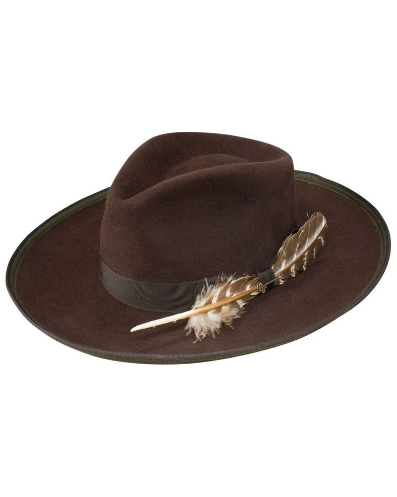331ca6b201d8b  198 + free shipping Stetson Men s Renegade Royal DeLuxe Felt Hat