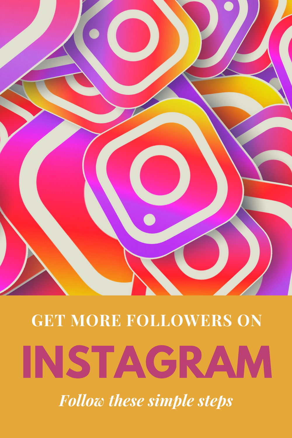 Finding it hard to find followers and engagement on Instagram? Here's a list of tips and tricks to get you to your next 500, 1000, or 10000 followers!