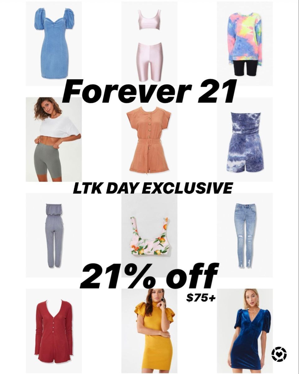 Forever 21 - 21% off - LTK EXCLUSIVE | beach outfits women plus size jumpsuits & rompers | beach