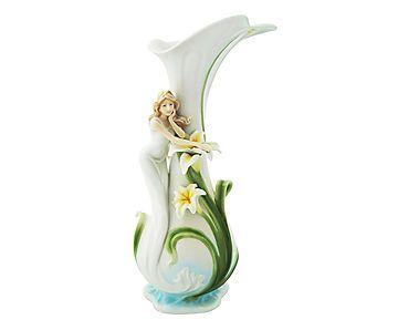 Vaso Woman Flower