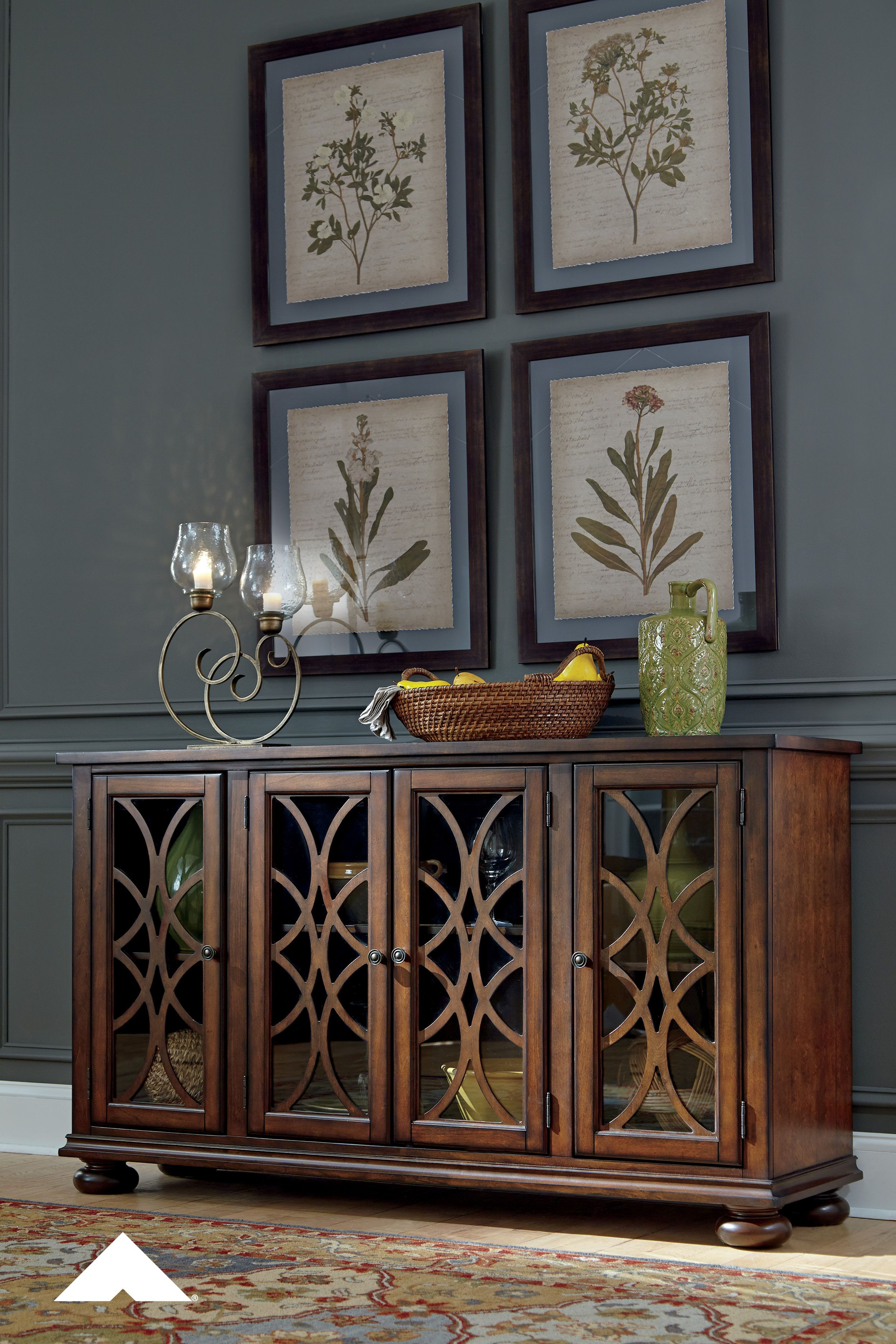 Baxenburg Dining Room Server By Ashley Furniture