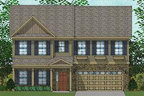Floor Plans | Langford Crossing | Northeast/Blythewood, SC | New Home  Builder