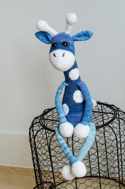 Tiny giraffe amigurumi pattern - Amigurumi Today | 640x424