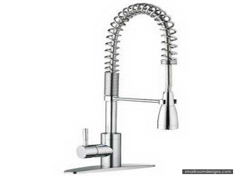 Commercial Kitchen Faucets - http://www.smallroomdesigns.com/small-home-ideas/commercial-kitchen-faucets.html