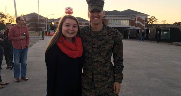 Confessions Of A Military Sweetheart