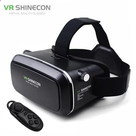 76ad701860a93c Smartphone Games - Virtual Reality 3D Movie Smartphone Game 3D Glasses  Helmet 3 D VR Cardboard