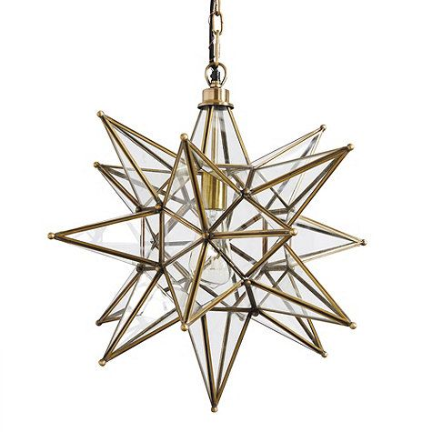 Moravian Star Pendant Ceiling canopy Canopy and Ceilings