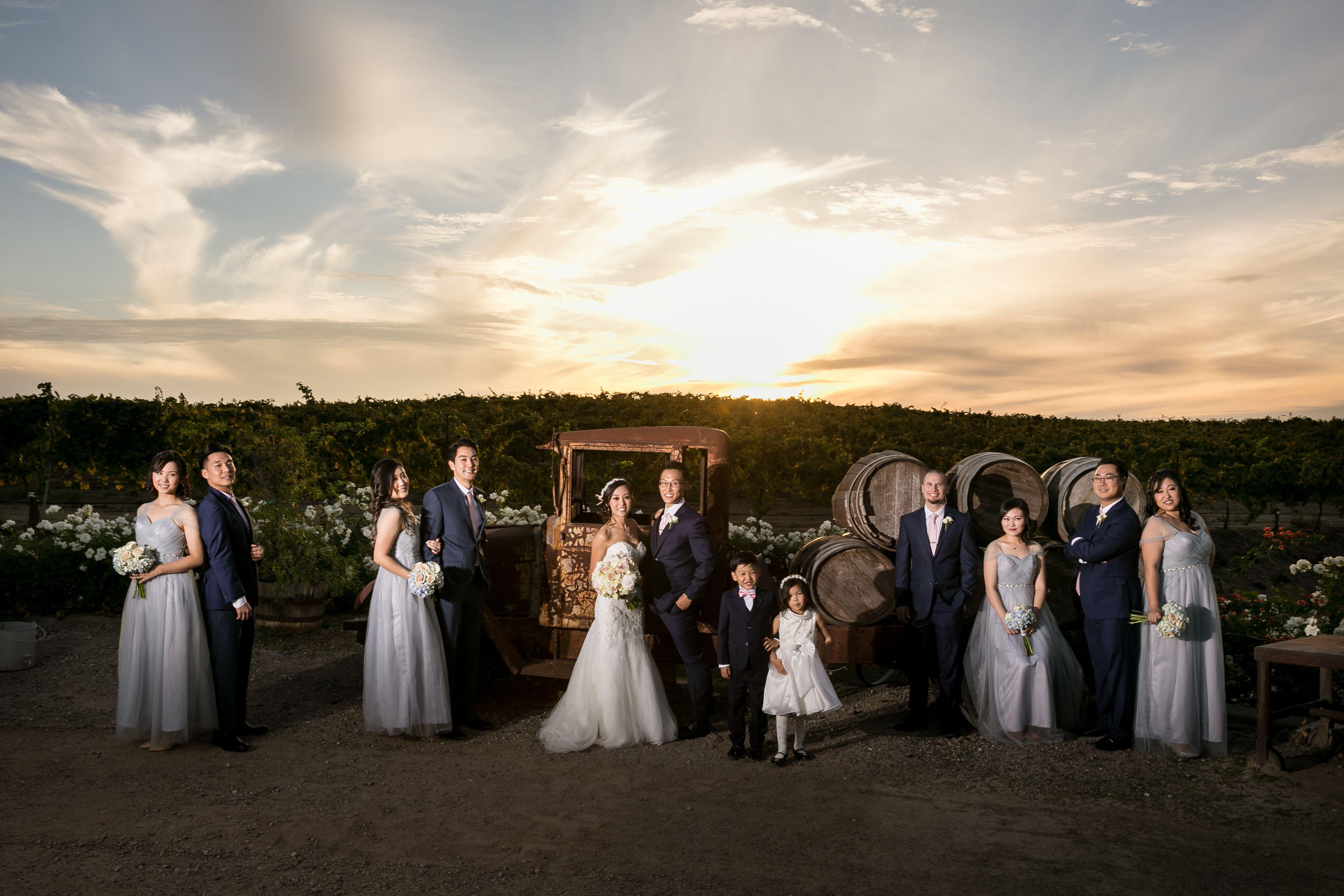 Villa De Amore Temecula Weddings Lin and Jirsa Riverside