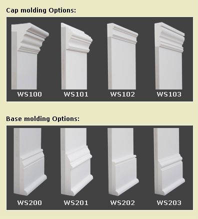 Baseboards Styles Selecting The Perfect Trim For Your Home Baseboard Molding Molding