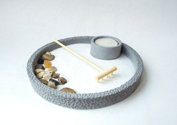 Miniature Zen Garden Added To Your Home Or Office Can Provide A Sense Of  Calm And An Outlet For Stress And Anxiety. You Can Even Keep Zen Garden Onu2026