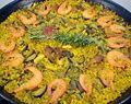 Paella de arroz mar y montaña – Çorba Tarifleri