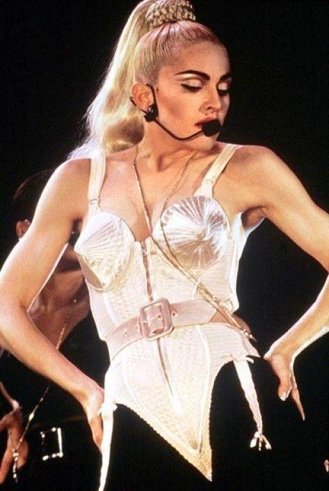 Cone Bra ~ Madonna  sc 1 st  Pinterest & Cone Bra ~ Madonna | 90s Kid | Pinterest | Madonna Madonna images ...