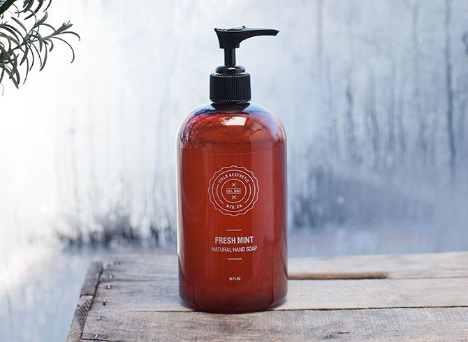 Field Aesthetic - Liquid Hand Soap