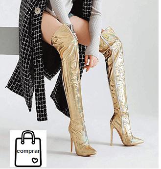 1e7900b9 Botas Mosqueteras #botasaltas #botasmujer #botasmosqueteras #calzado #moda # mujer #botas #tendencias #tallasgrandes #style #outfits #otoño #invierno  #style ...