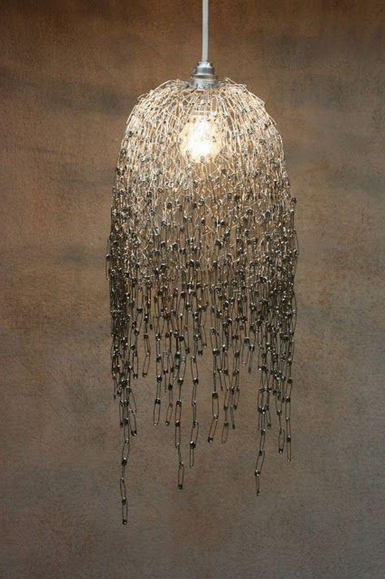 80 Amazing Creative Diy Chandelier Lamp Lighting Ideas Diy