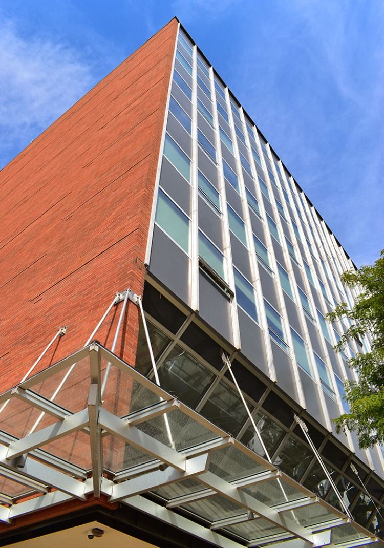 Some More Images Of Our Work On The Wencel Building In Boulder
