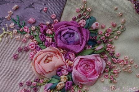 Stitch Lines: TAST Week 16 - French Knots