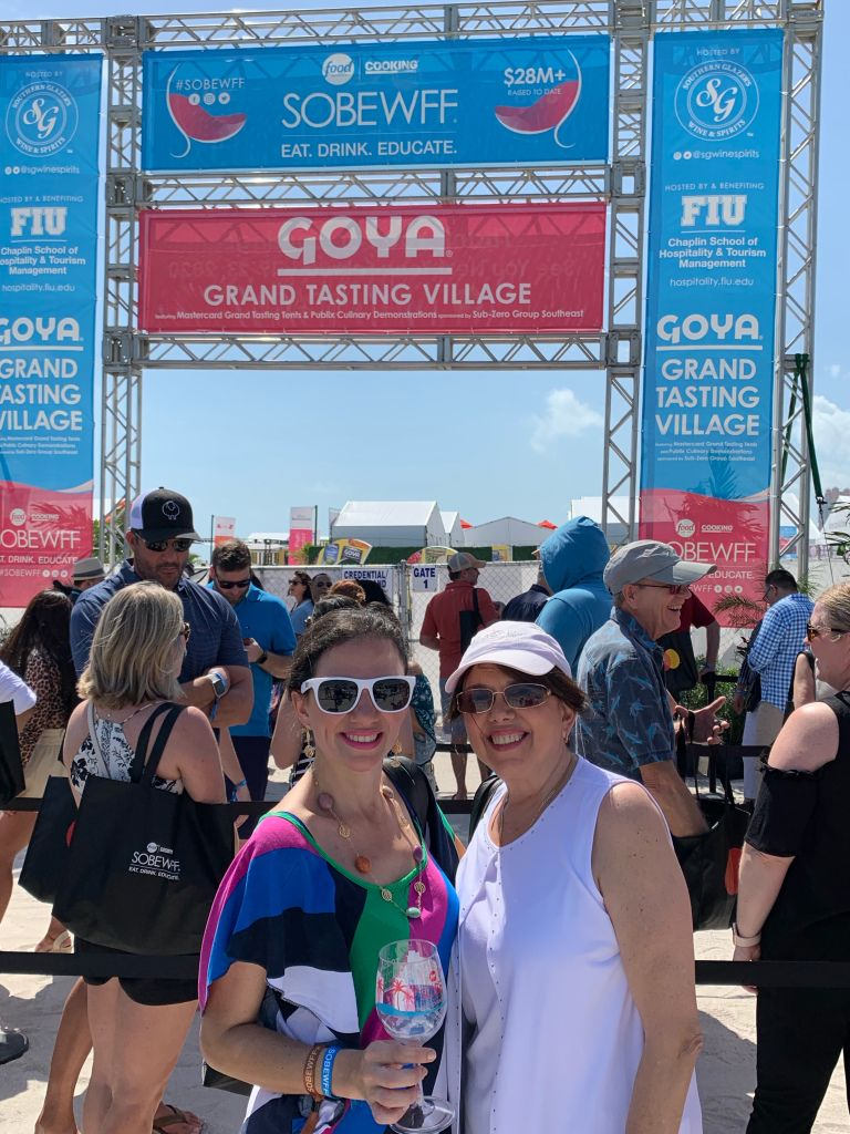 SOBE Food and Wine Festival 2019 in 2020 Beach meals