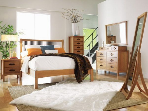a fusion of arts crafts and asian design the berkeley bedroom is rh pinterest com