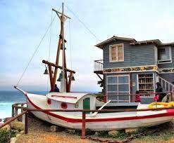 Casa de Pablo Neruda. Isla Negra