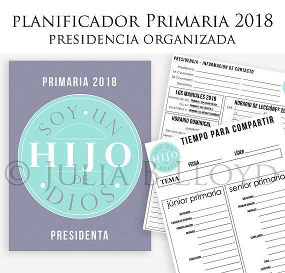 Soy Un Hijo De Dios 2018 Primaria Tema Presidencia   Primaria sud ...