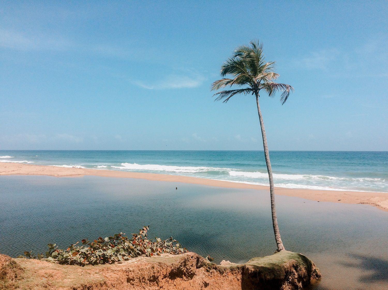 Urama Playa La Cueva Y Paraíso Paraiso Outdoor Playa