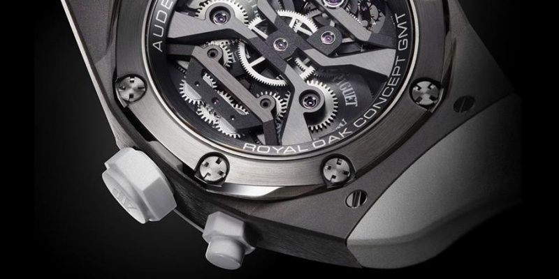 Audemars Piguet Royal Oak Concept Gmt Tourbillon For Sihh 2014