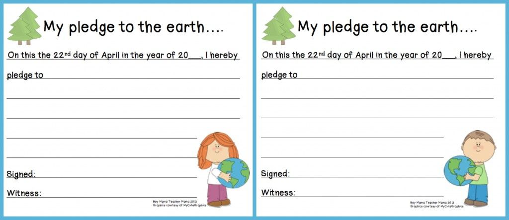Earth Day Activity Earth Day Activities Earth Day