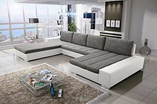couch in u form beautiful l form design sofa couch l form led u form cm breit l form amazing. Black Bedroom Furniture Sets. Home Design Ideas