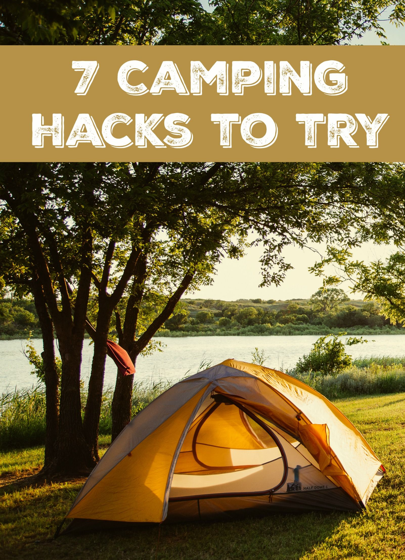 Photo of Simple Camping Hacks to Save Time & Money
