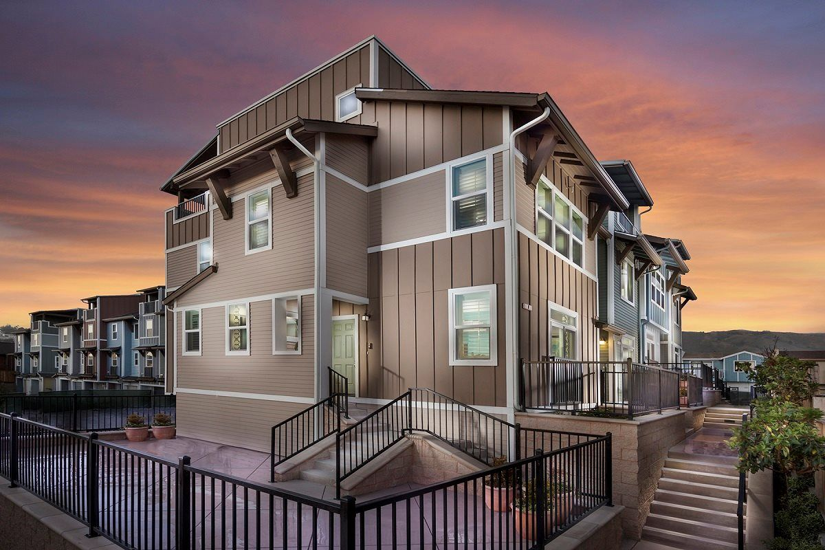 Welcome To The Village At Garden Valley A Townhome Community