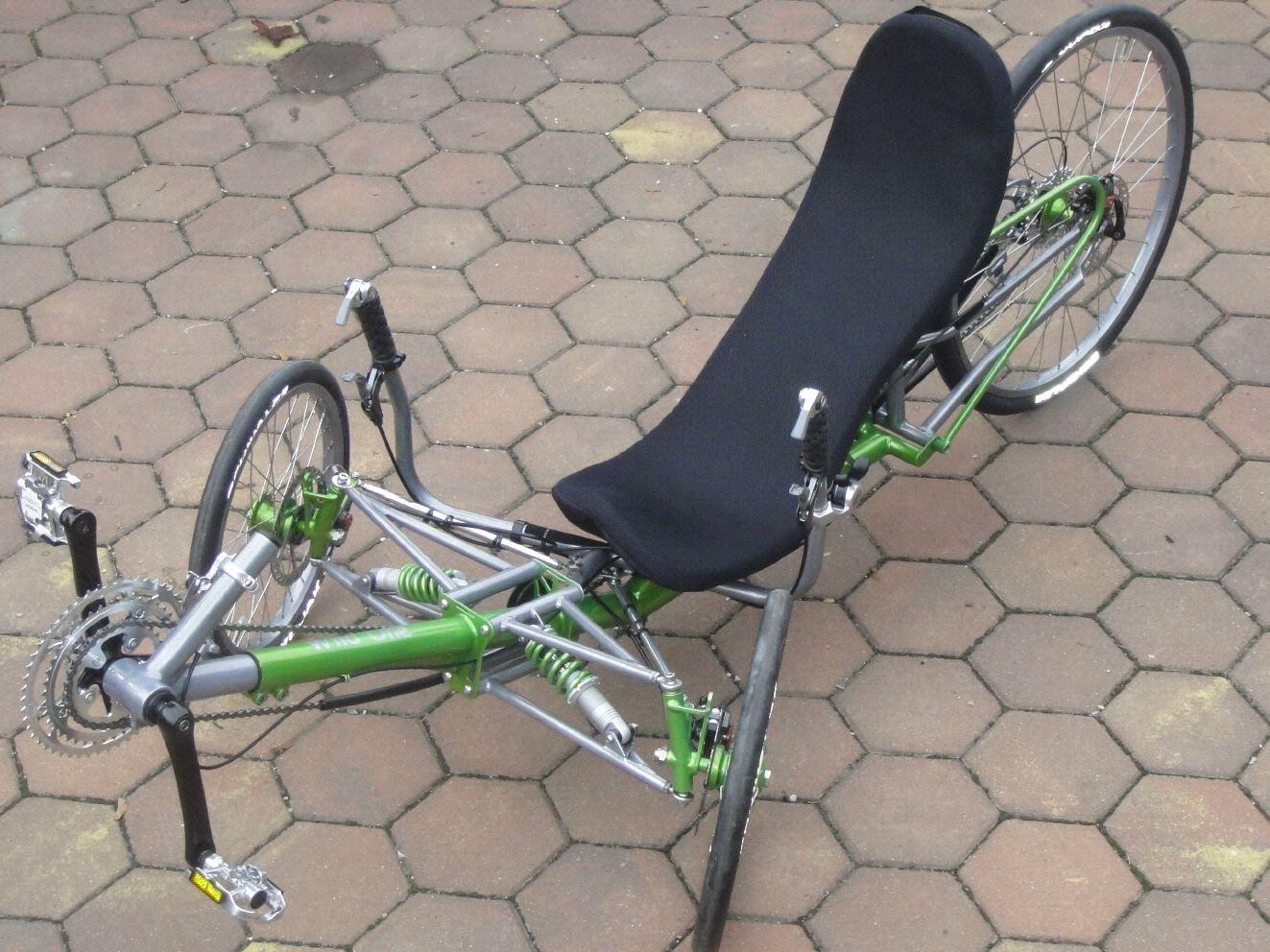 Bike Revolution und Steintrikes | Radfahren, Liegerad