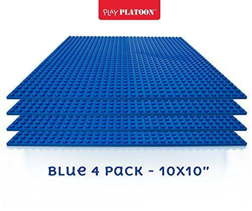 "Building Bricks - 10"" x 10"" Blue Baseplate (4 Pack) Compa... https://www.amazon.com/dp/B015EQL1AW/ref=cm_sw_r_pi_dp_x_G2KgybEG8Q0TG"