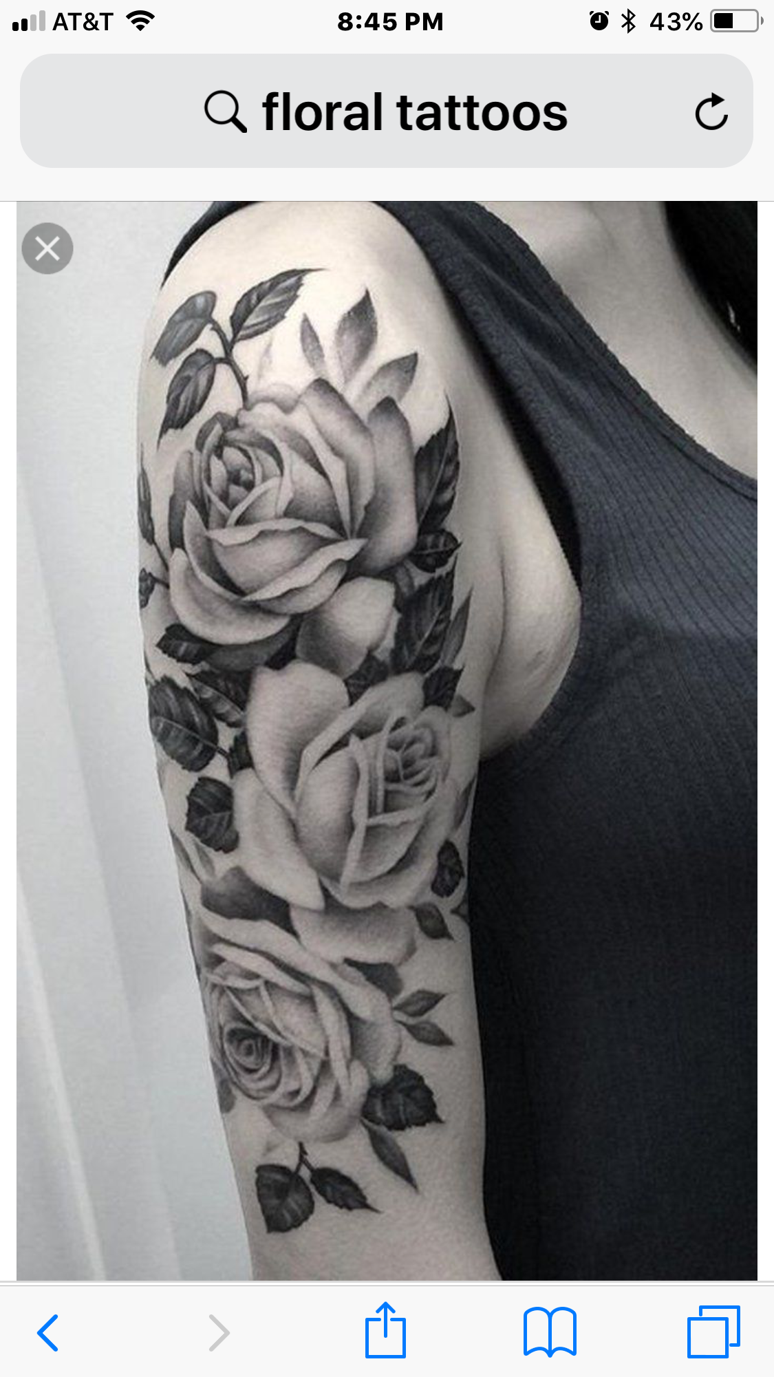 Pin By Georgia Macdonald On Tattoos I D Love To Get But Never Will White Rose Tattoos Girls With Sleeve Tattoos Arm Sleeve Tattoos For Women