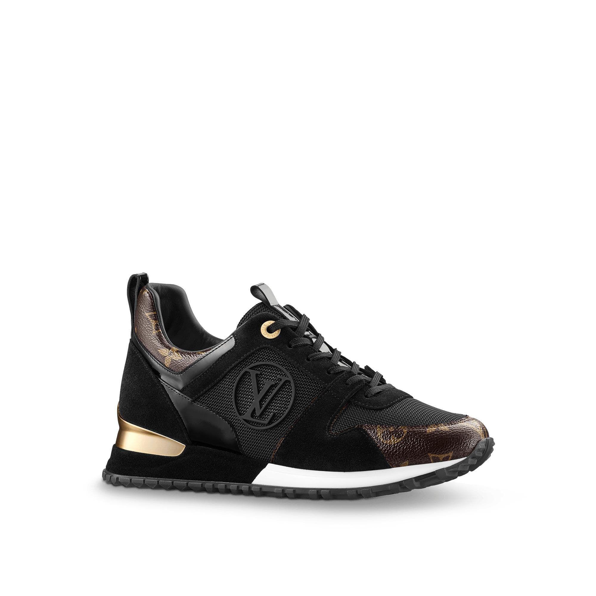 6c5dd9432ed Sneaker Run Away Monogram