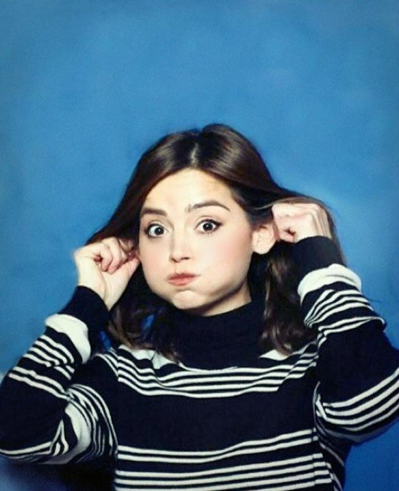 Pin By Mike Nidd On Stars In My Eyes T Jenna Coleman