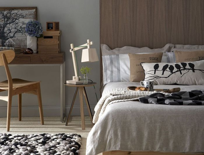 ▷ 1001 idées pour choisir une couleur chambre adulte chambre